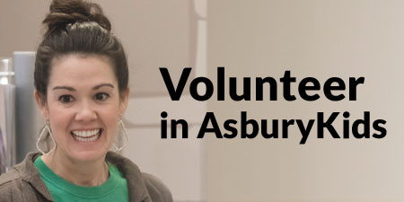 Volunteer in AsburyKids